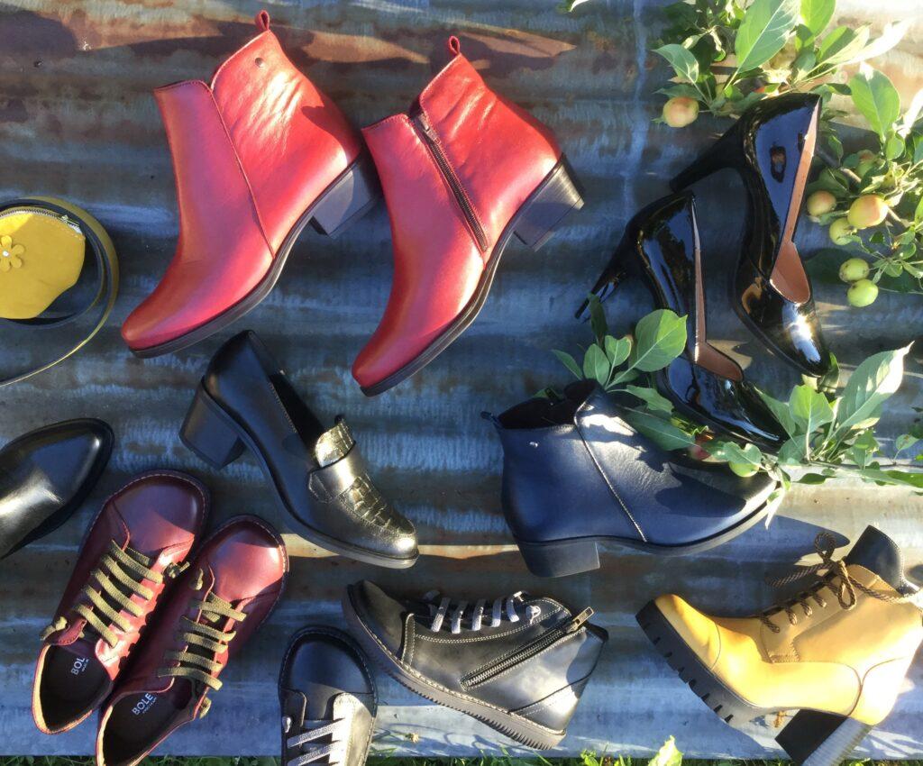 höstskor boots kängor läder nyheter 2020